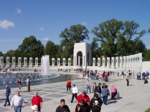 The Memorial several years ago.